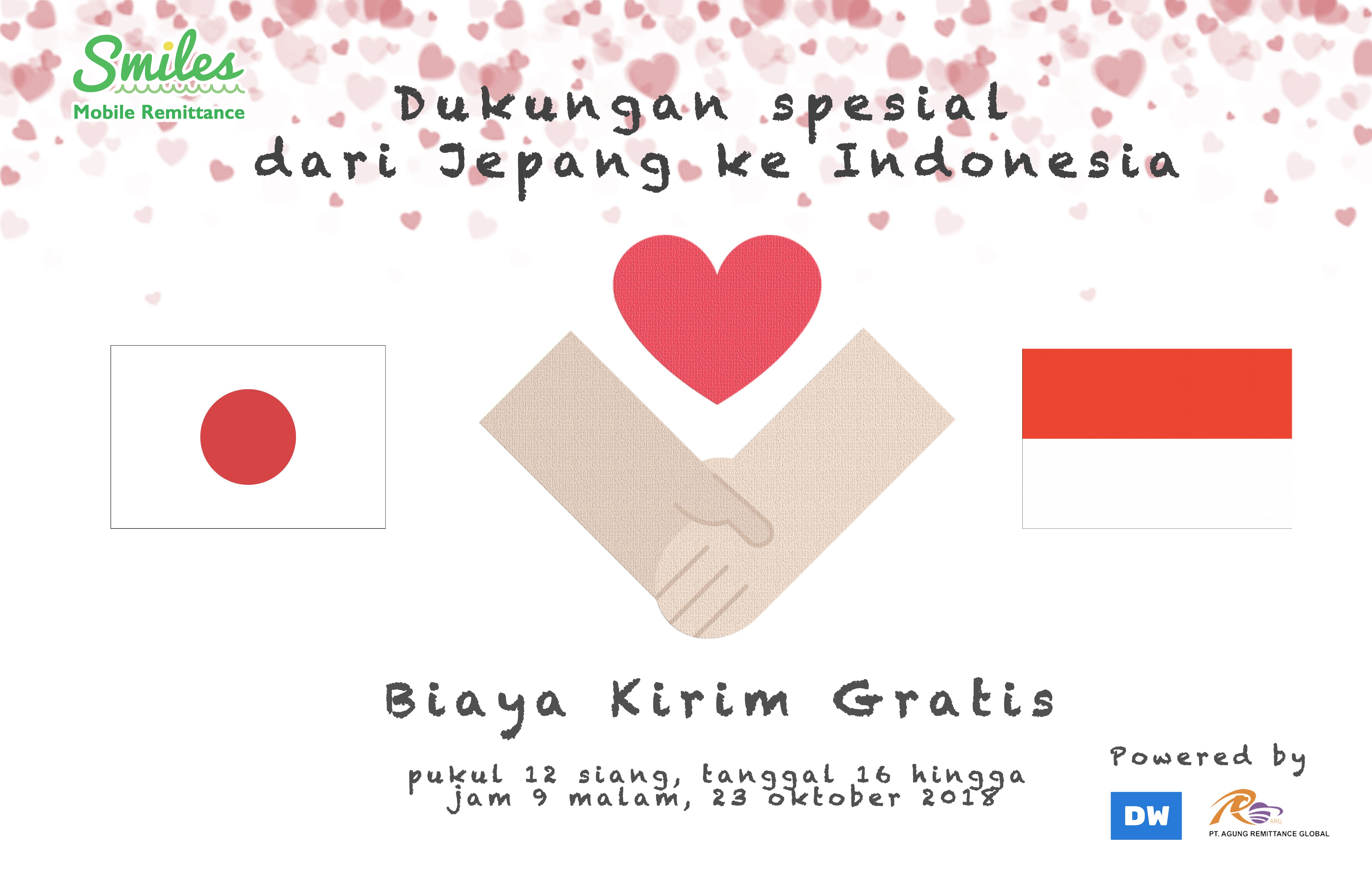 Special Support for Earthquake victims in Central Sulawesi, Indonesia