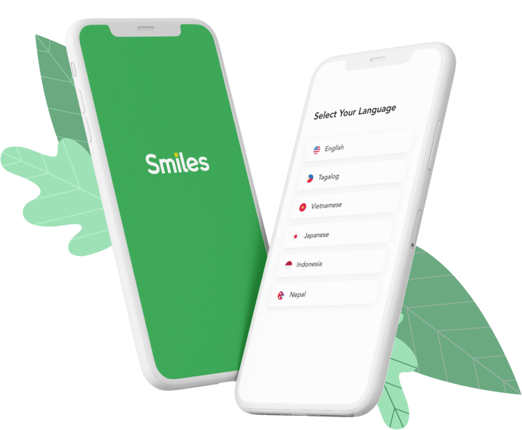 Smiles Remittance App