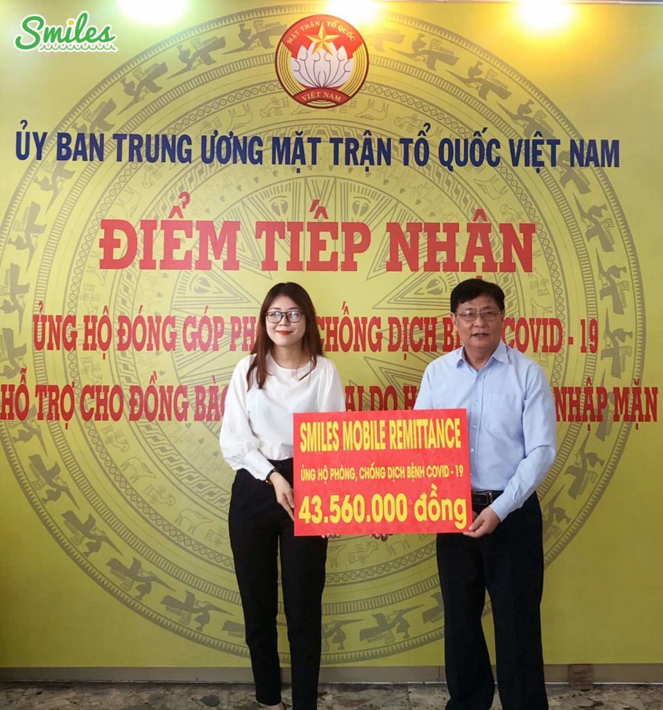 vietnam smiles remit CSR