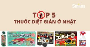 thuoc diet gian o nhat